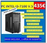 PC INTEL I3-7100 V.5 - foto