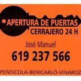 Cerrajero 24H  sant Carlos de la Rapita - foto