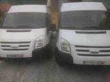alquiler de furgonetas en vigo y cangas - foto