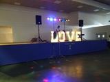 Dj sonido iluminacion para bodas - foto