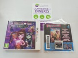 Monster high 13 monstruos deseos 3ds - foto