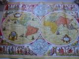 Mapa de Nicolaus loannis Visserius 1652 - foto