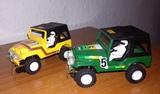 2 jeep sts scalextric exin con capota - foto