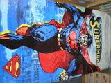 VENDO MANTA RASILÁN DE SUPERMAN - foto