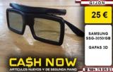 Samsung ssg-3050/gb gafas 3d - foto