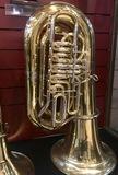 Tuba en Do CALIFORNIA BIG-4. 4 cilindros - foto
