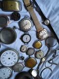 relojes antiguos - foto