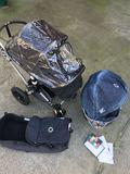 carrito bebe bugaboo camaleon - foto