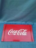 Coca-Cola , Chapa de hierro - foto
