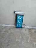 Neon de WKD - foto