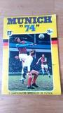 Album completo Munich 74 - foto