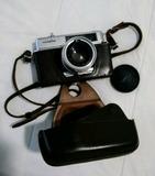 Camara fotografica vintage - foto