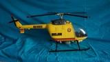 Antiguo helicoptero de big jim - foto