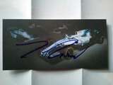 Fotografía firmada por Felipe Massa - foto