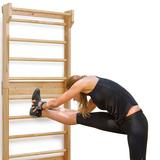Espaldera madera entrenamiento - foto