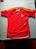 Camiseta firmada selección española - foto
