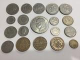 Monedas españolas - foto