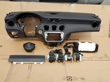 conjunto de airbag Mercedes benz clase A - foto