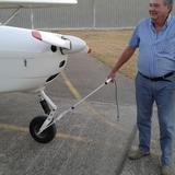 Tiradores para aviones ULM - foto