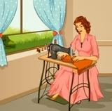 Para coser  en su casa - foto
