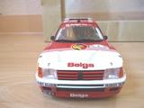 Peugeot 205 rallye 1:18 - foto