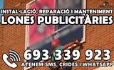 Lones publicitaries en castellÓ - foto