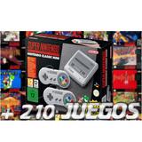 SNES Classic Mini + 205 mejores juegos - foto