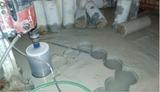 Perforacion hormigón y tarimas - foto