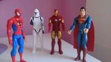 Figuras Super Heroes 30 cm. Alto - foto