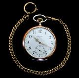 Antiguo reloj bolsillo Longines VENDIDO - foto