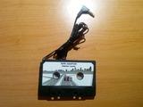 adaptador casete cassete coche - foto