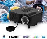 Proyector Home Cinema VGA/USB/SD/AV/HDMI - foto