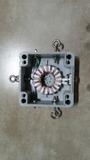 balun 1:1 de corriente para hf - foto