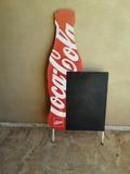 Coca-Cola , pizarra - foto