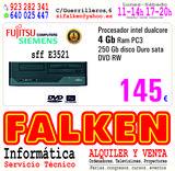 Fujitsu sff E5720 sobremesa - foto