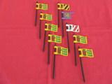 Playmobil  banderines  medievales - foto