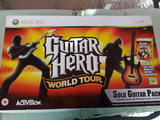 Pack Guitar Hero World Tour X-Box 360 - foto