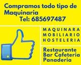 COMPRO MAQUINARIA DE HOSTELERÍA - foto