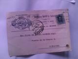 Postal de 1926 - foto