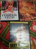 Vendo 3 dvd cine de culto - foto