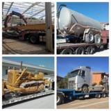 Transporte especial galicia - badajoz - foto