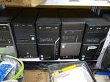 Lote 7 ordenadores con monitor - foto
