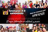 Fotomaton photocall fiestas - foto