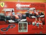 Circuitos Carrera Ferrari - foto