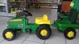Tractor pedales rolly kid - foto