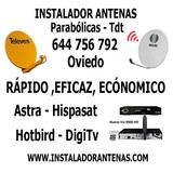 Antenistas Oviedo - foto