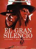 Dvd el gran silencio western - foto