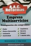 Reformas generales - foto