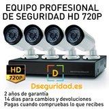 Sistema hd de video vigilancia - nuevos - foto