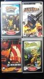 Psp 4 juegos originales NUEVOS - foto